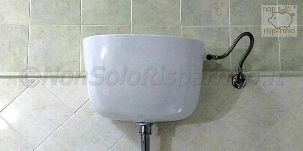 Risparmiare acqua un obbligo morale - Sciacquone bagno ...