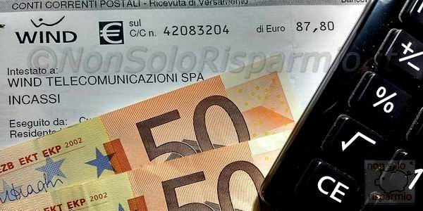 Contestare le bollette (foto M. Cuomo - www.nonsolorisparmio.it)