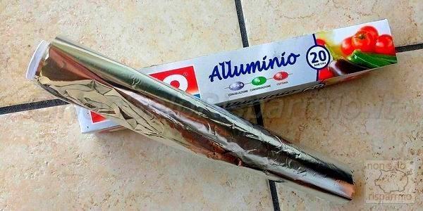 La carta alluminio