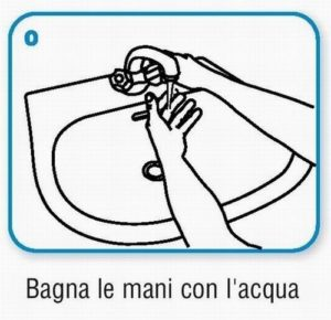 lavarsi le mani (0)