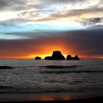 Vivere - Rovigliano al tramonto (foto M. Cuomo)