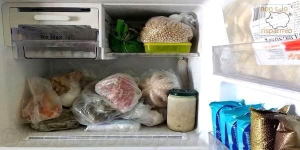 Come congelare gli alimenti