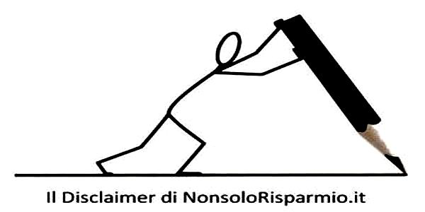 Disclaimer (www.nonsolorisparmio.it)