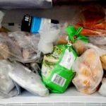 Tabella conservazione degli alimenti