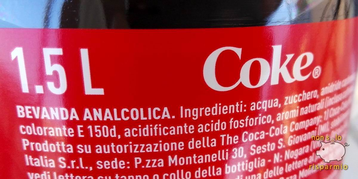 CocaCola - E150d (foto Maurizio Cuomo - www.nonsolorisparmio.it)