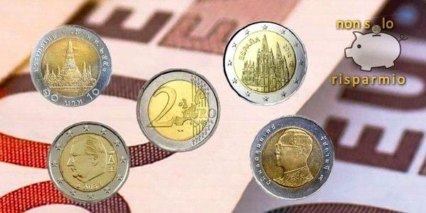 Due euro: occhio alla moneta farlocca