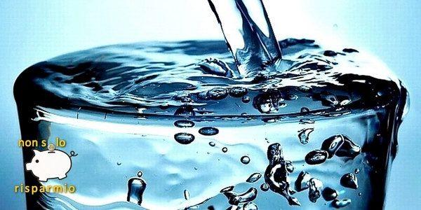 Residuo fisso delle acque minerali
