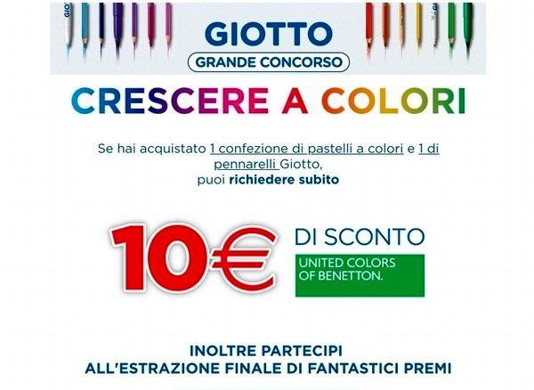 Giotto - Crescere a Colori