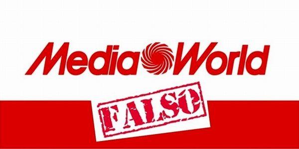 Messaggio truffa MediaWorld