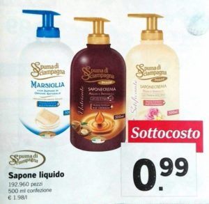 Lidl dal 24 al 30-09-2018 - Spuma di Sciampagna