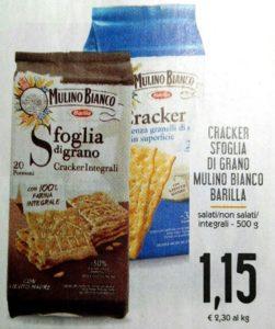 Conad City - Cracker Mulino Bianco