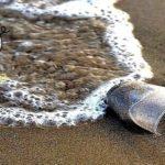 Spiaggia pulita plastic free