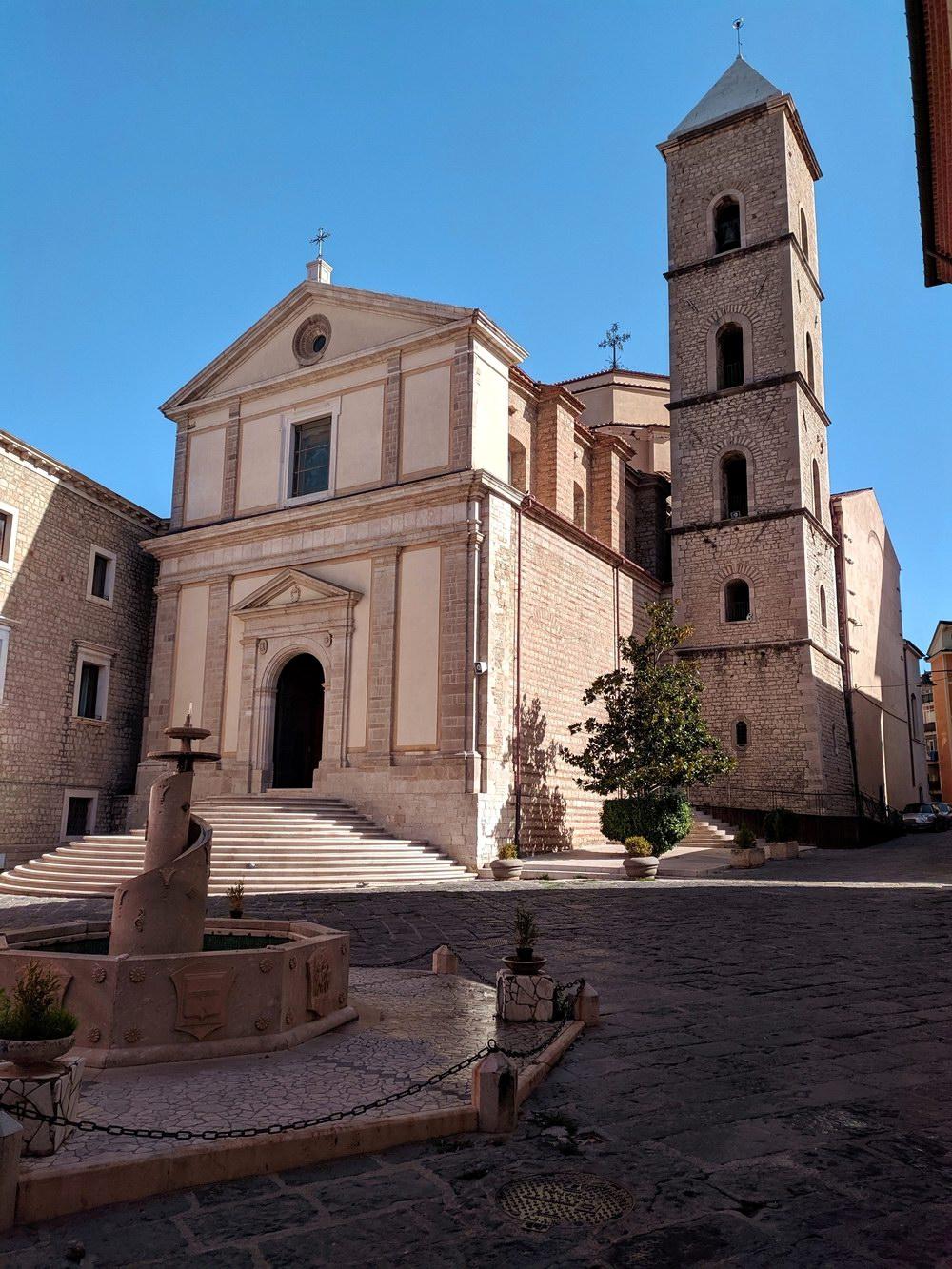 Cattedrale di San Gerardo - Potenza (foto Maurizio Cuomo - Spunti di Viaggio)