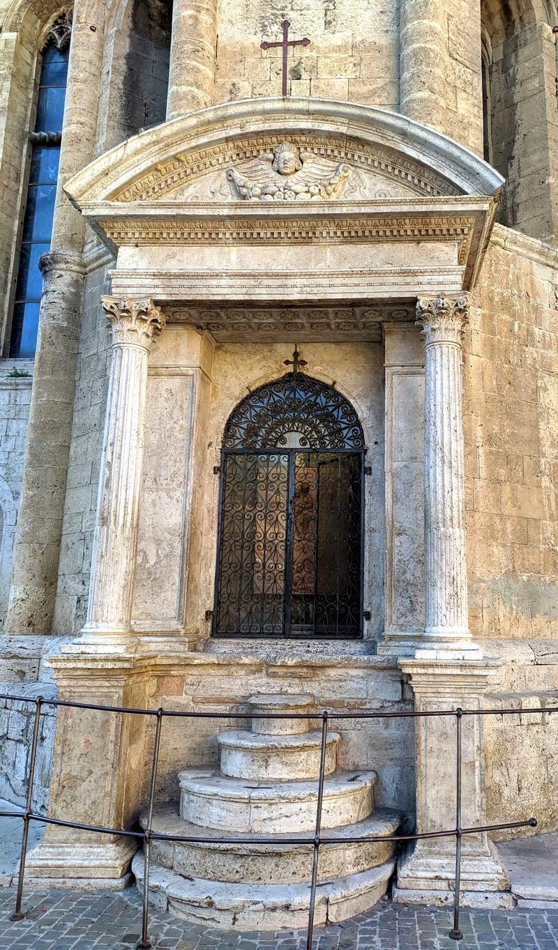 Chiesa di San Francesco - Ascoli Piceno (foto Maurizio Cuomo - Spunti di Viaggio)