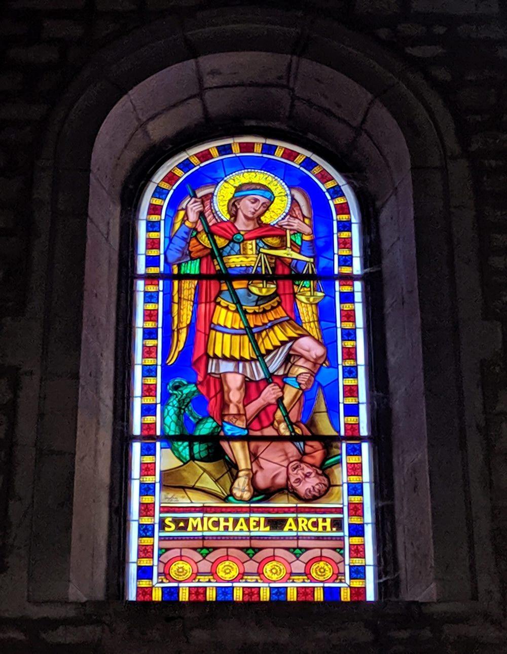 Chiesa di San Michele Arcangelo - Potenza (foto Maurizio Cuomo - Spunti di Viaggio)