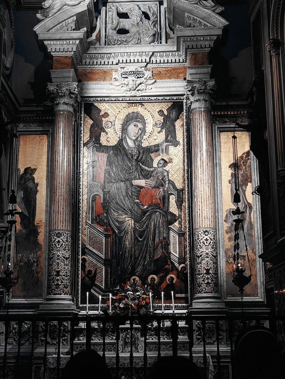 Madonna di Montevergine (foto Maurizio Cuomo - Spunti di Viaggio)