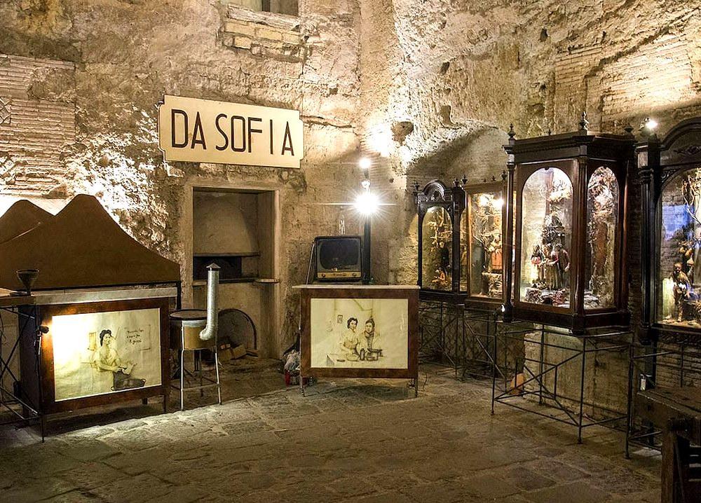 Napoli Sotterranea - Pizzeria da Sofia