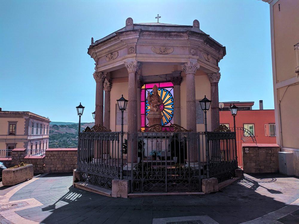 Tempietto di San Gerardo - Potenza (foto Maurizio Cuomo - Spunti di Viaggio)
