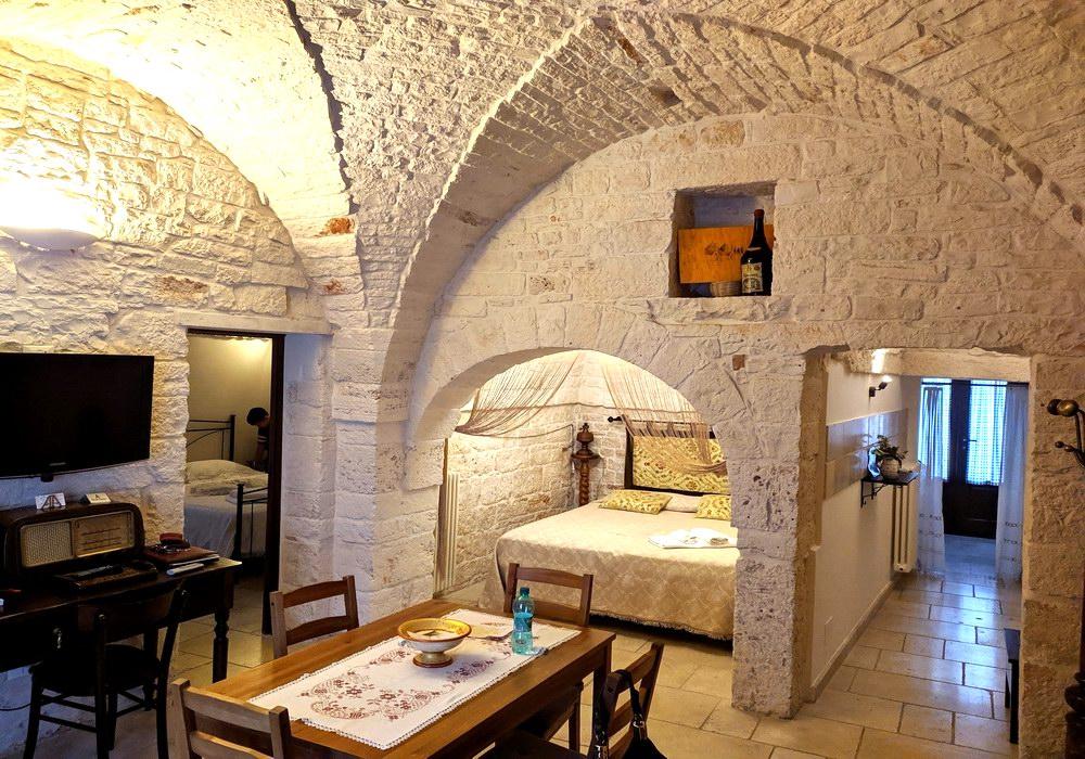 Trullo dell'Antica Fileria - Alberobello (foto Maurizio Cuomo - Spunti di Viaggio)